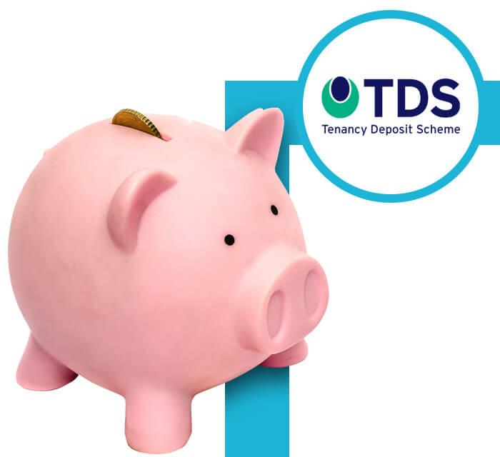 Ninas is part of the tenancy deposit scheme